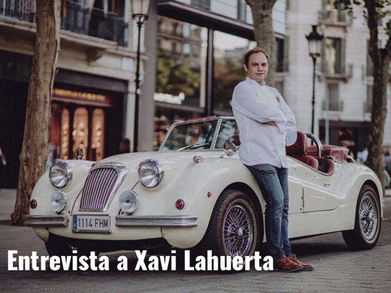 Entrevista a Xavier Lahuerta